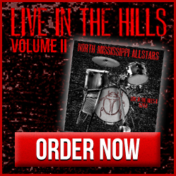 Order Live in the Hills Volume II!